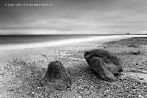 Steine am Strand 6640