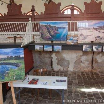 Ausstellung Haras