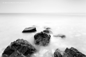 Fog At The Sea Ben Schreck Photography