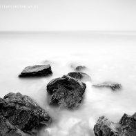 Steine im Meer 4275