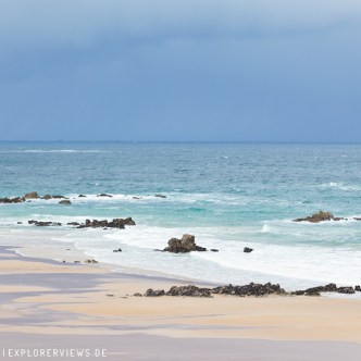 Strand Blau 0333