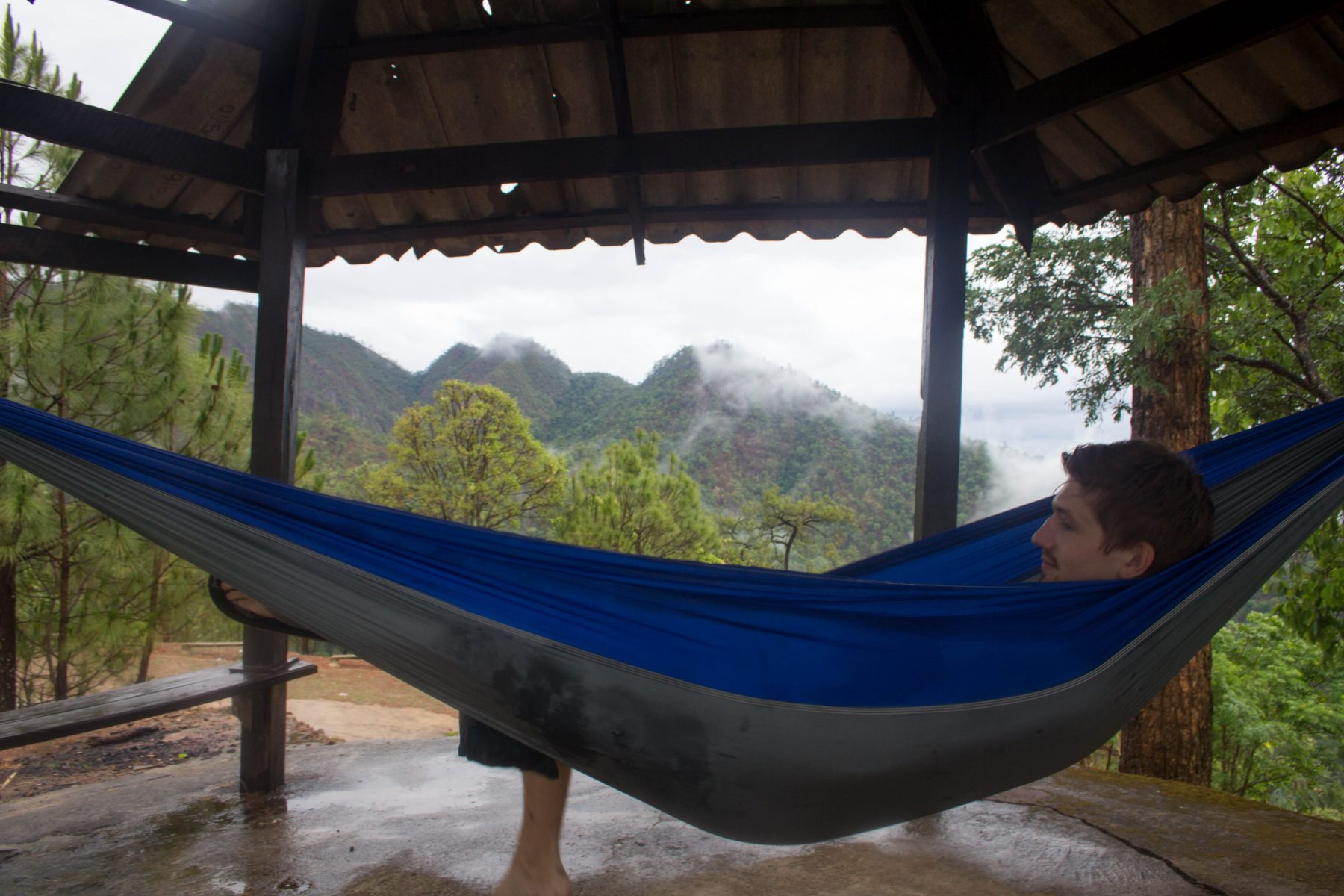 Hammock for travel