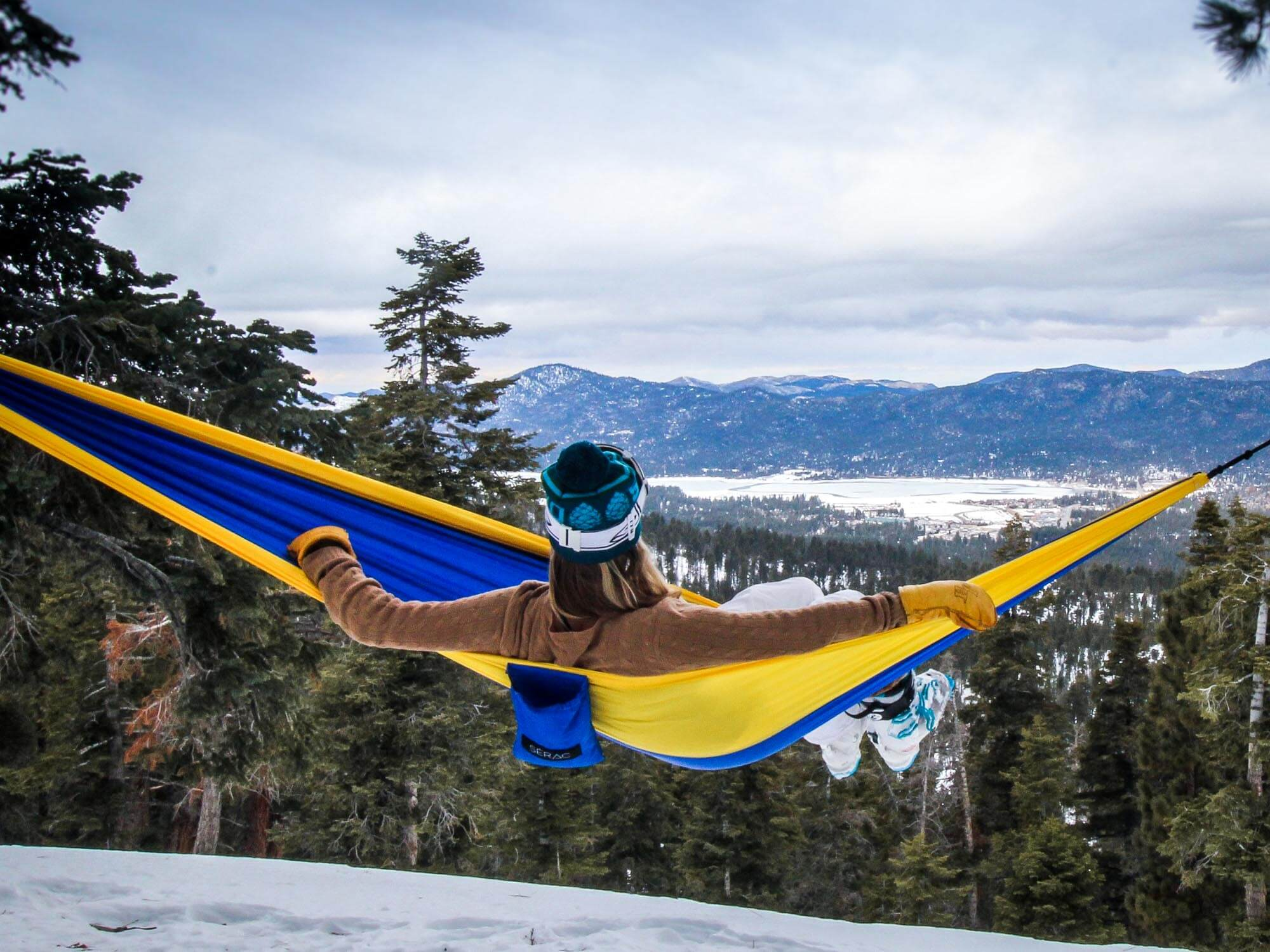 big bear california camping hammocking the ultimate beginner u0027s guide to hammock camping   serac hammocks  rh   exploreserac