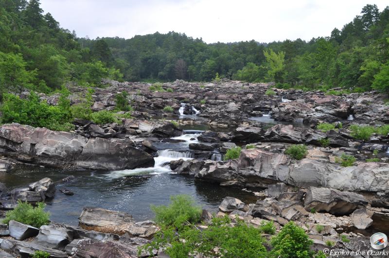 Cossatot River State Park Natural Area Of Arkansas Explore The Ozarks