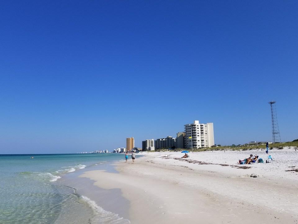 Romantic Panama City Beach