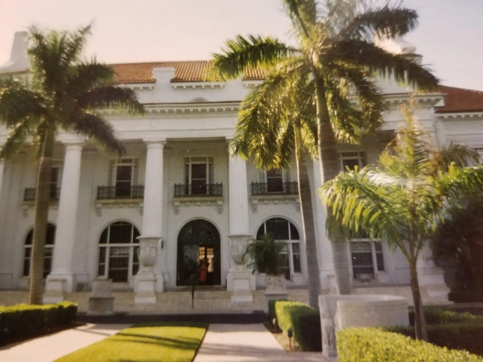 Henry Flagler Home and Museum