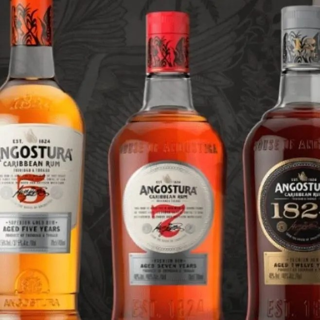 a photo displaying different types of rum