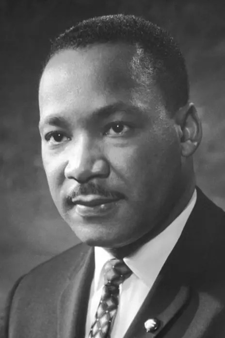 One of the most important people in black history, Dr. Martin Luther King Jr.