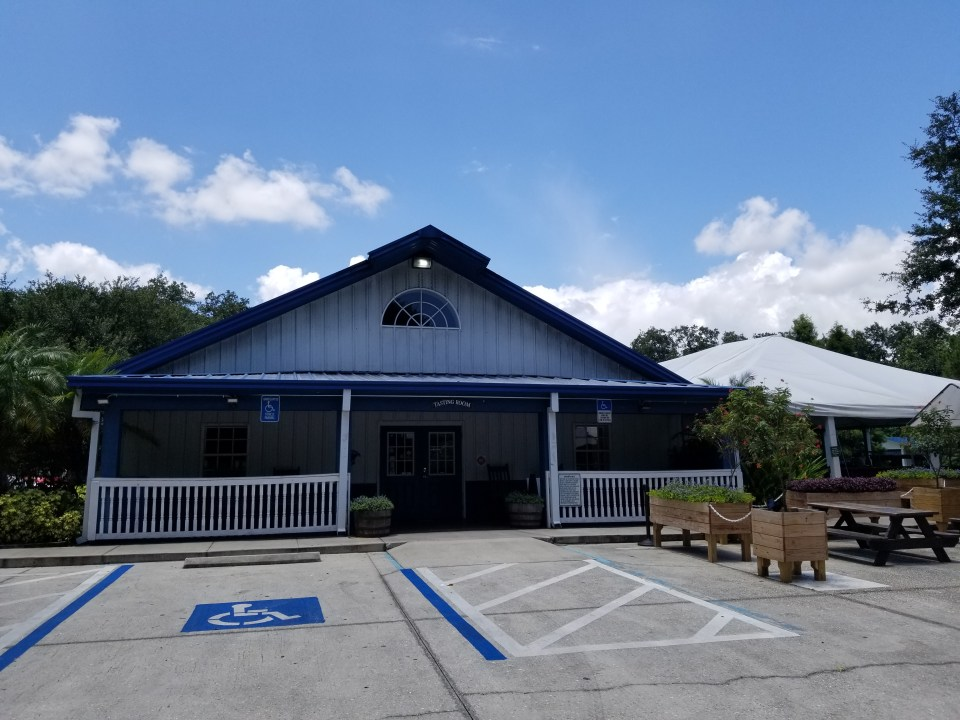 Keel & Curley Winery focusing on blueberry wines