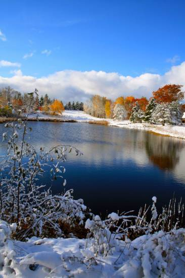 Falls Upper Peninsula Michigan