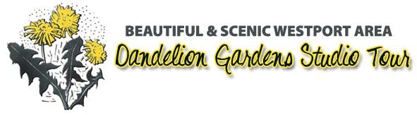 Dandelion Gardens Studio Tour Westport