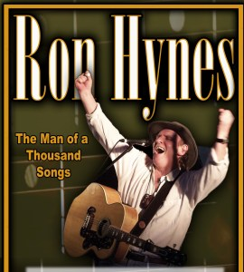 Ron Hynes at The Cove Westport