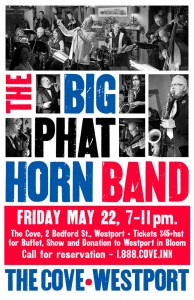 Big Phat Horns May 22_Cove