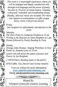 poetry weekend 4x6 2