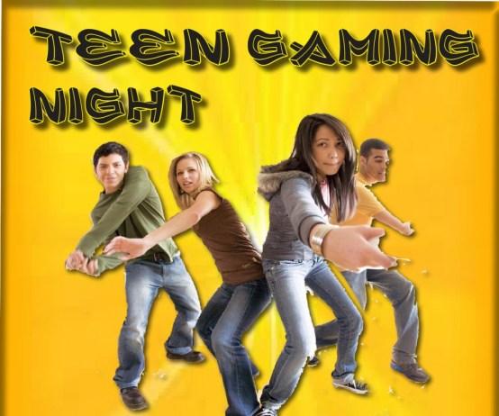 Teen Gaming Night