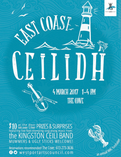 5-East Coast Ceilidh 2017