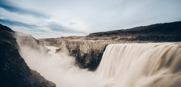 Dettifoss waterfall Iceland photography