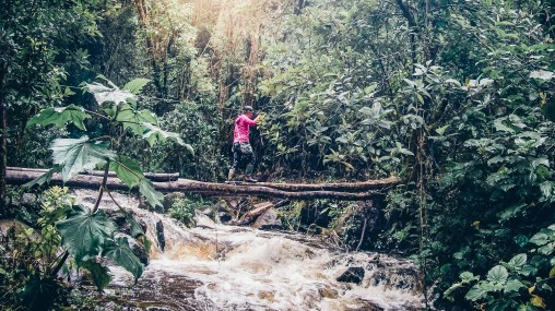 Salento Colombia river walks and hikes