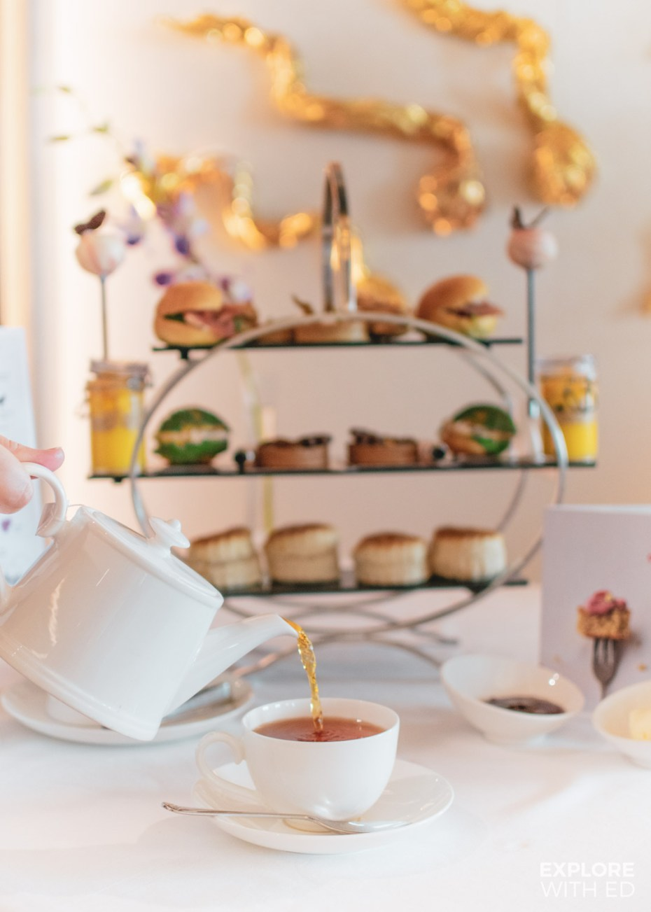 Amazing Luxurious Afternoon Teas on Cruise Ships