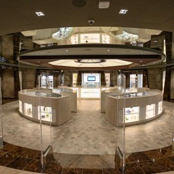 Plaza Bellissima shops