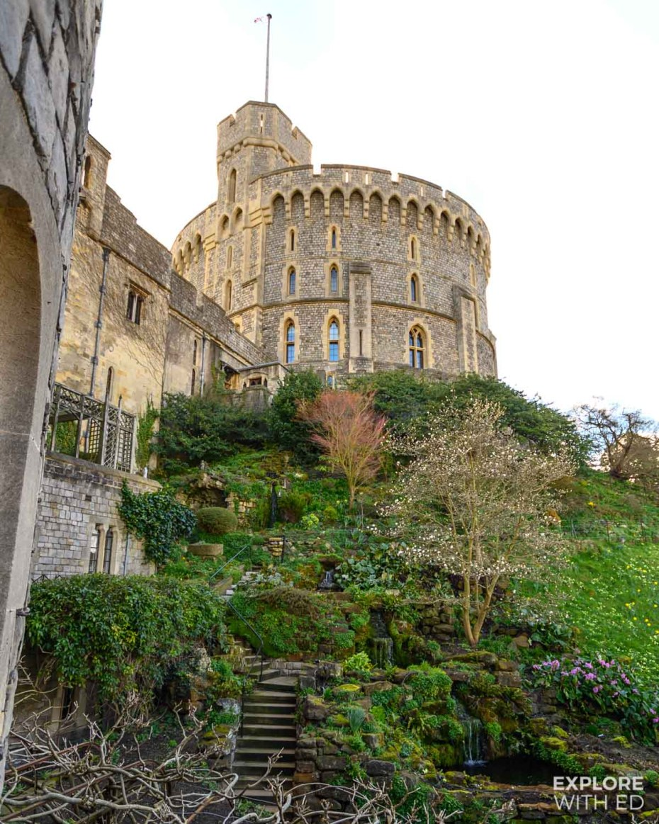 [AD] Evan Evans Tour from London to Windsor Castle