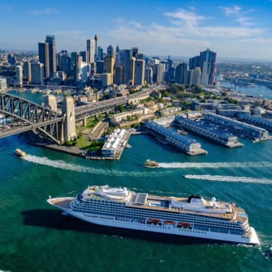 Viking Sun Australia Cruise
