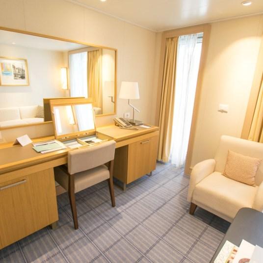 Penthouse Veranda cabin Viking Cruises