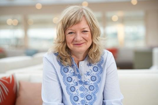 Wendy Atkin-Smith, Managing Director of Viking Cruises UK