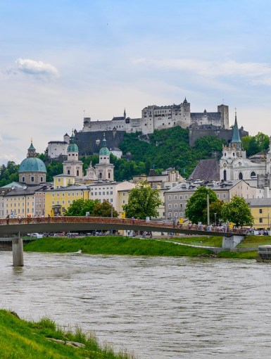 The Sound of Music tour in Salzburg, Austria