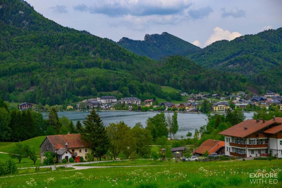 The Lake District of Austria