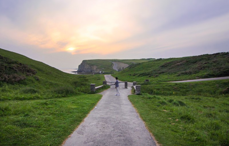 Dunraven Bay, Summer Sundowner Tour, Glamorgan Heritage Coast, Wales Coast Path