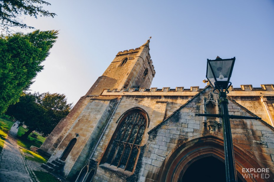 Church in Bradford-on-Avon