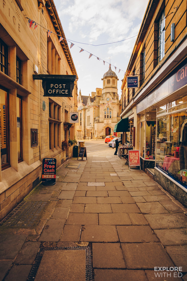 The Old Post Office in Bradford-on-Avon