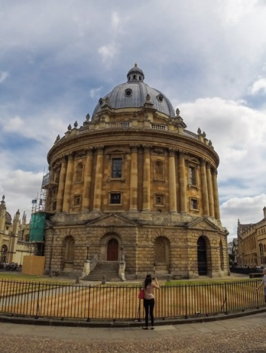 Radcliffe Camera, Oxford University, Oxford