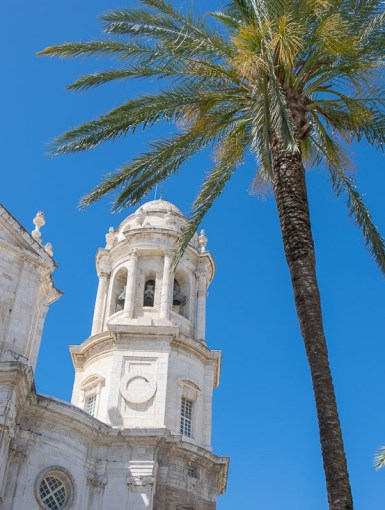 Cádiz 18th century Cathedral