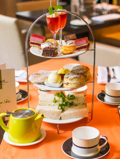 Park Plaza Cardiff Traditional Afternoon Tea