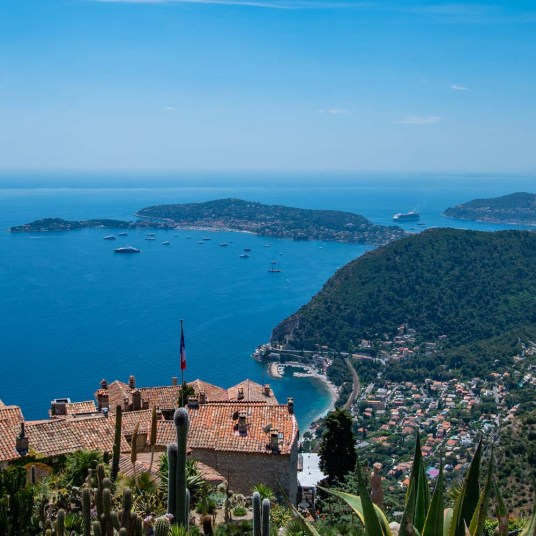 Eze, South of France