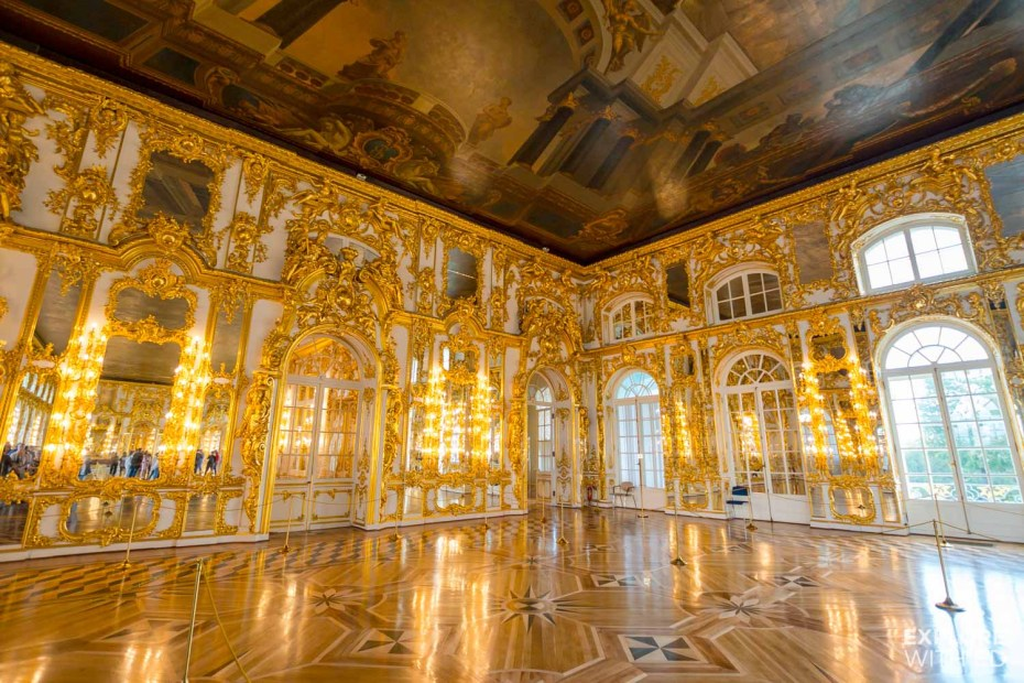 The Hall of Light, Catherine Palace