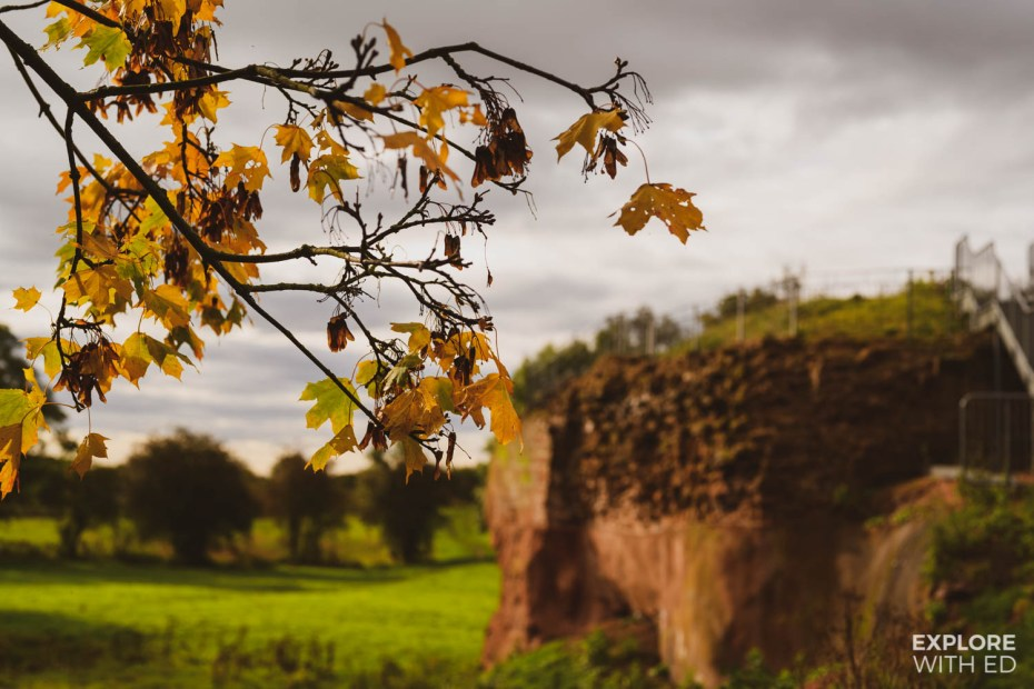 Holt Castle, Wrexham