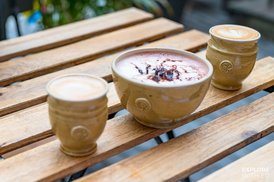 Hot chocolate in Chokladkoppen, Gamla Stan, Stockholm