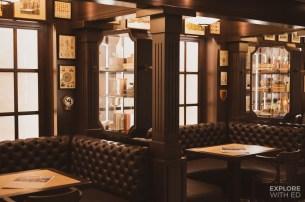 MSC Grandiosa British Pub
