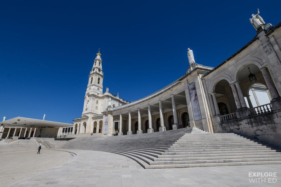 Our Lady of Fatima, Cathedral Square