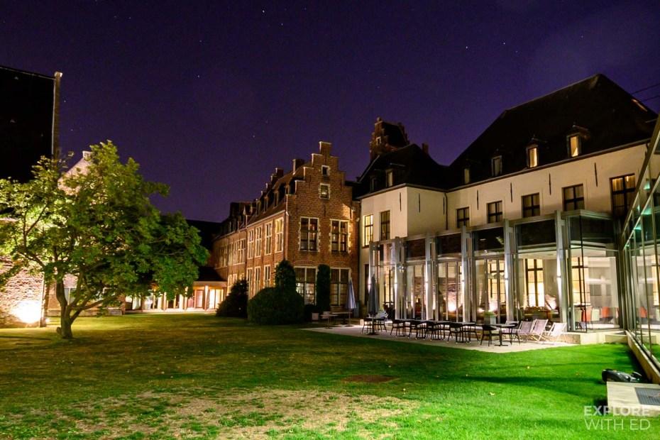 Martin's Klooster Hotel - The Orangery Garden