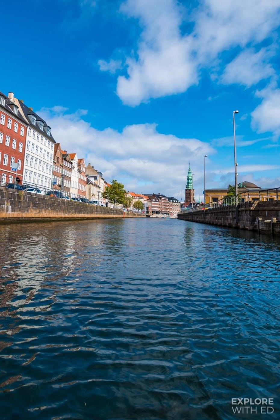The Grand tour of Copenhagen