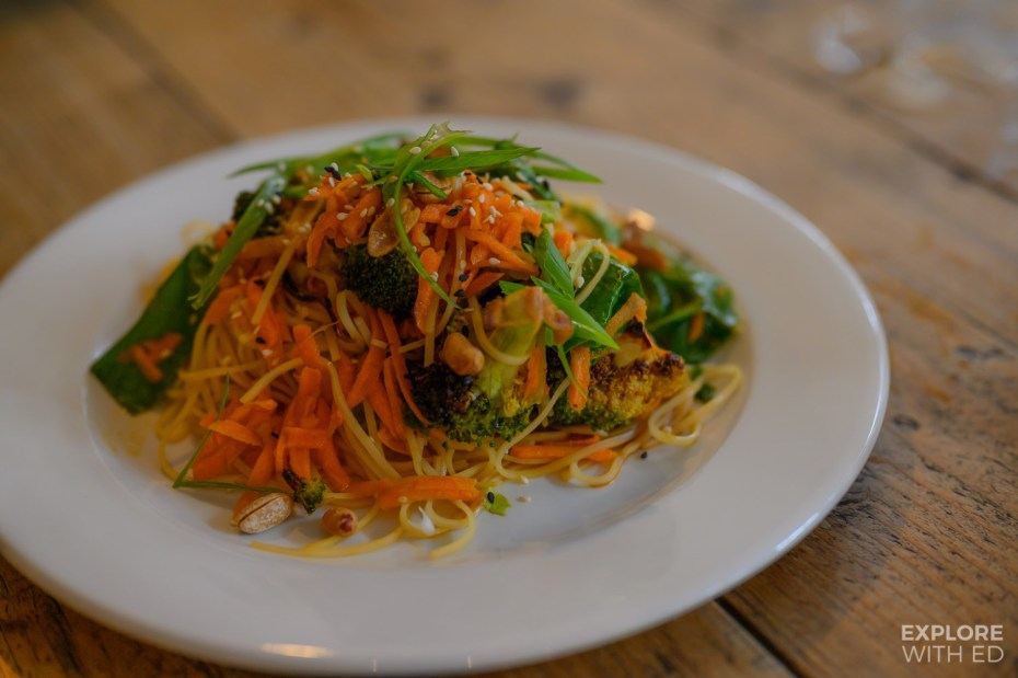 The Canteen Vegan Menu Bristol