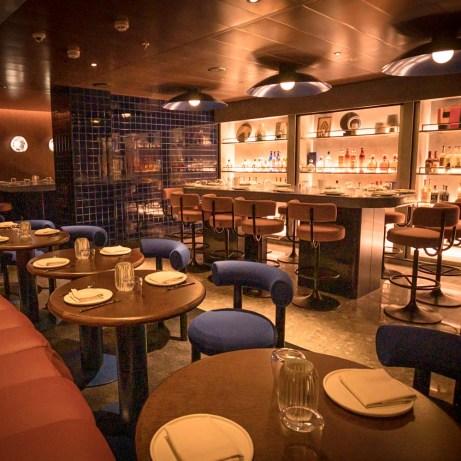 Pink Agave restaurant Scarlet Lady