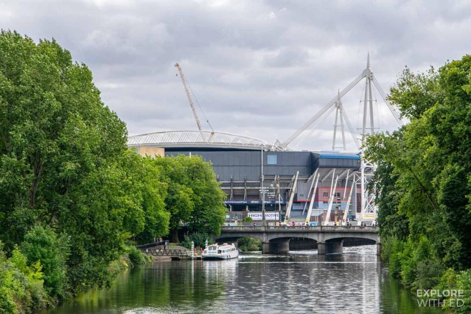 Cardiff Principality Stadium