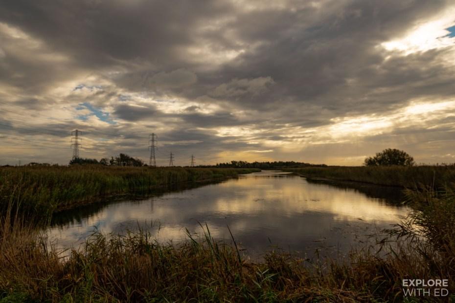 Newport Wetlands and Nature Reserve