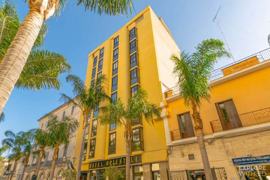 Hotel Orientale in Brindisi