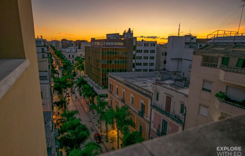 Evenings in Brindisi, Puglia